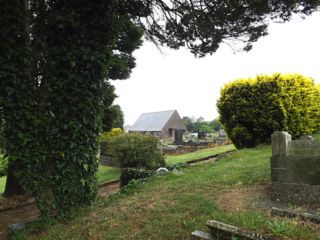 Coedffranc Cemetery Chapel, Skewen