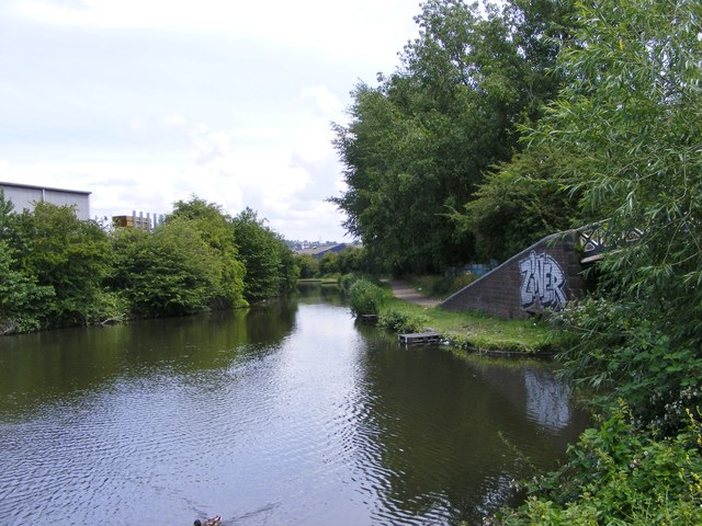Dudley Canal Junction