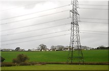 ST3000 : Pylon in the Axe Valley by N Chadwick