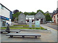 NN1073 : Gordon Square, Fort William by Malc McDonald