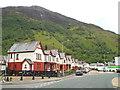 NN1861 : Houses in Kinlochleven by Malc McDonald