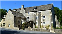SP1106 : Arlington Mill, Bibury, Gloucestershire by Oswald Bertram