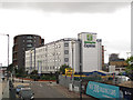 TQ3981 : Holiday Inn Express, Canning Town by Stephen Craven