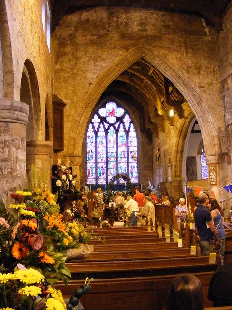 Claverley Flower Festival