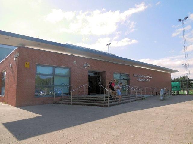 Portsmouth gymnastics & Tennis centre