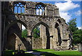 SE0754 : Bolton Priory by Ian Taylor