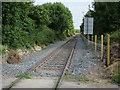TL4049 : Railway from Barrington quarry by Hugh Venables