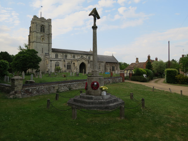 War memorial, Barrington
