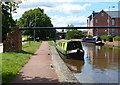 SJ9033 : Pipebridge across the Trent & Mersey Canal by Mat Fascione