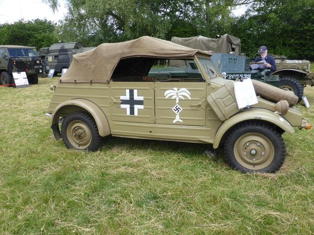 Volkswagen Kubelwagen, 1944 - Bromyard Gala