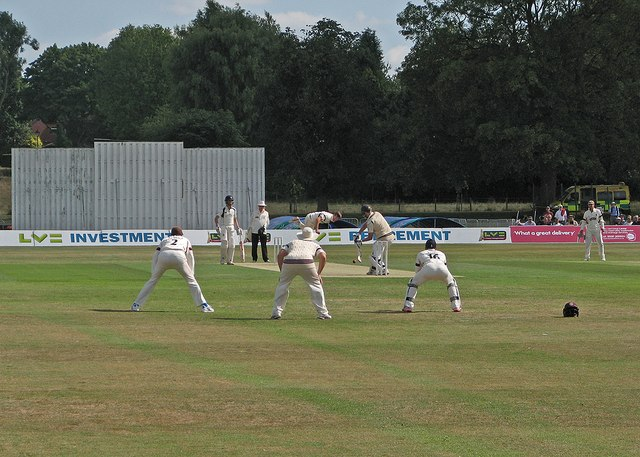 Middlesex v Somerset at Merchant Taylors' School