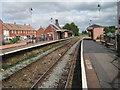 SX8399 : Crediton railway station, Devon by Nigel Thompson