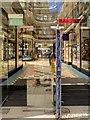 SJ8398 : Barton Arcade (1) by David Dixon