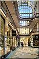 SJ8398 : Barton Arcade (4) by David Dixon
