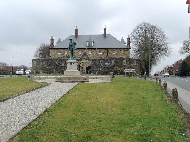The Keep, Cornwall's Regimental Museum, Bodmin