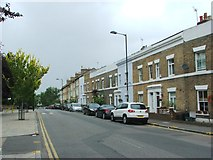 TQ3386 : Lordship Road, Stoke Newington by Chris Whippet