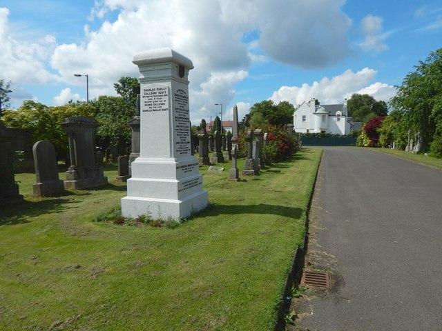 New Kilpatrick Cemetery