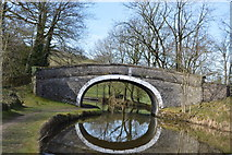 SD9151 : Langber Bridge, Leeds & Liverpool Canal by N Chadwick