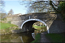 SD9151 : Williamson Bridge (No.162), Leeds & Liverpool Canal by N Chadwick