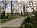 SX2495 : Bridge, Greena Moor by Derek Harper