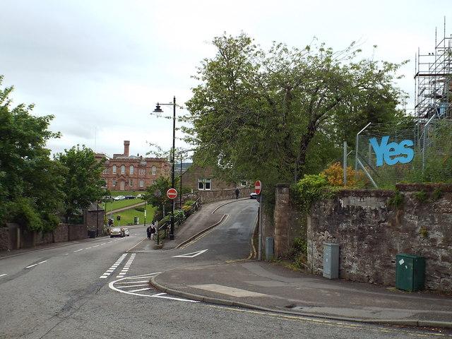Culduthel Road and Gordon Terrace, Inverness