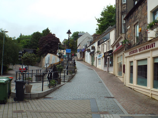Stephen's Brae, Inverness