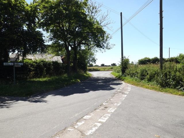 Bickers Hill Road, Baynard's Green