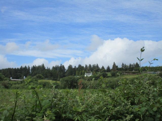 View towards Gortnalloughra