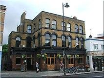 TQ3386 : White Hart, Stoke Newington by Chris Whippet