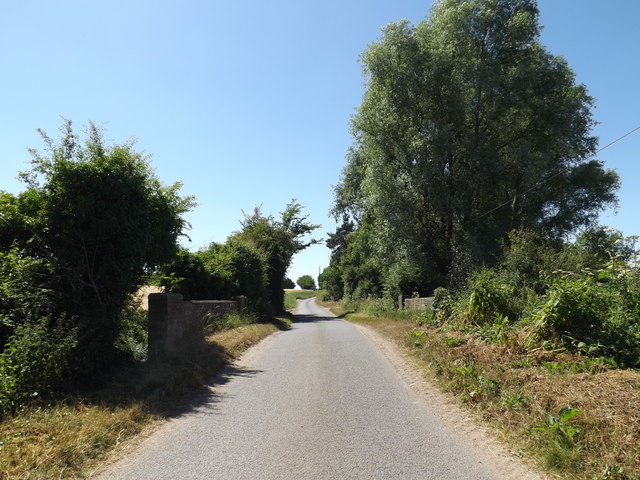 Chickering Bridge on Chickering Road