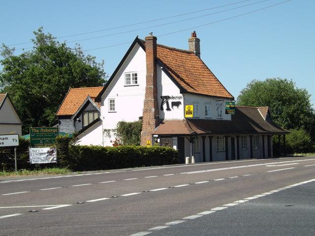 The Auberge, Thornham Parva