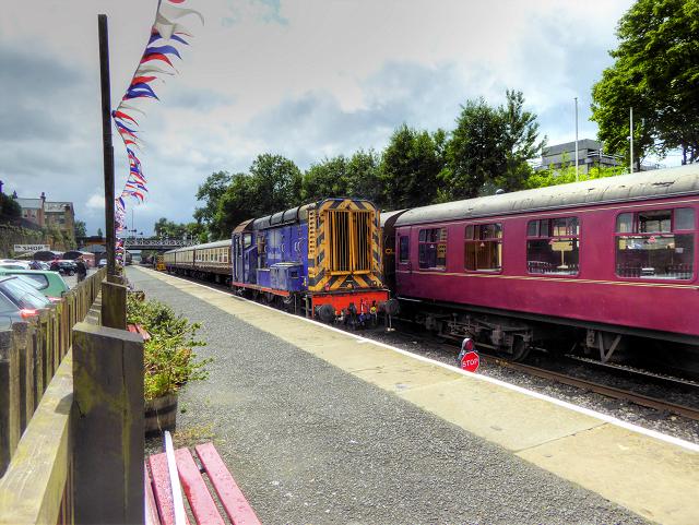 Bolton Street Station, East Lancashire Railway