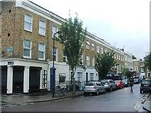TQ3385 : Allen Road, Stoke Newington by Chris Whippet