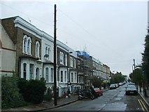 TQ3385 : Londnesborough Road, Stoke Newington by Chris Whippet