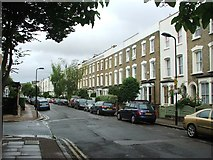 TQ3385 : Walford Road, Stoke Newington by Chris Whippet