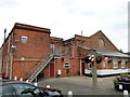 TG5207 : The Nelson Drill Hall, Great Yarmouth by Adrian S Pye