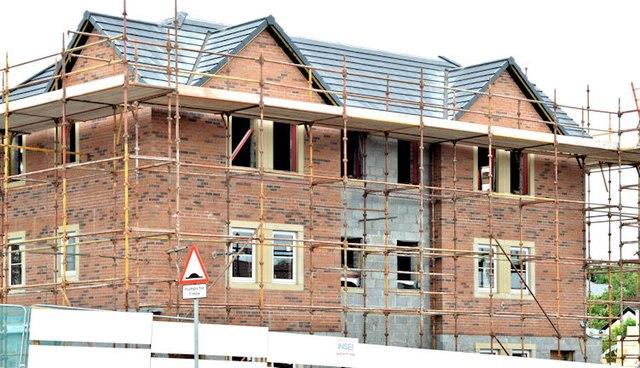 Holywood Road development site, Belfast - July 2015(2)