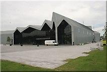 NS5566 : Riverside Museum by Richard Sutcliffe