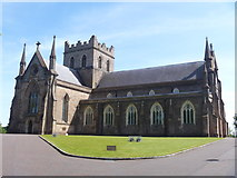 H8745 : Church of Ireland cathedral [1] by Michael Dibb
