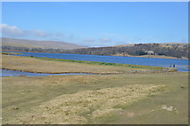 SD8966 : Malham Water flowing out of Malham Tarn by N Chadwick