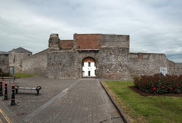 Castles of Munster: Dungarvan, Waterford (1)