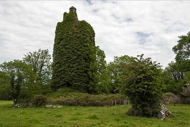 Castles of Munster: Milltown, Clare (1)