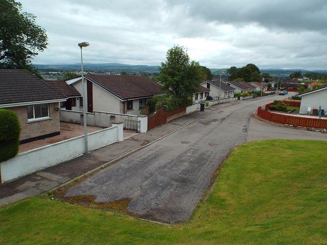 Kincraig Terrace, Inverness