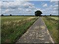 TL3972 : West Fen Road by Hugh Venables
