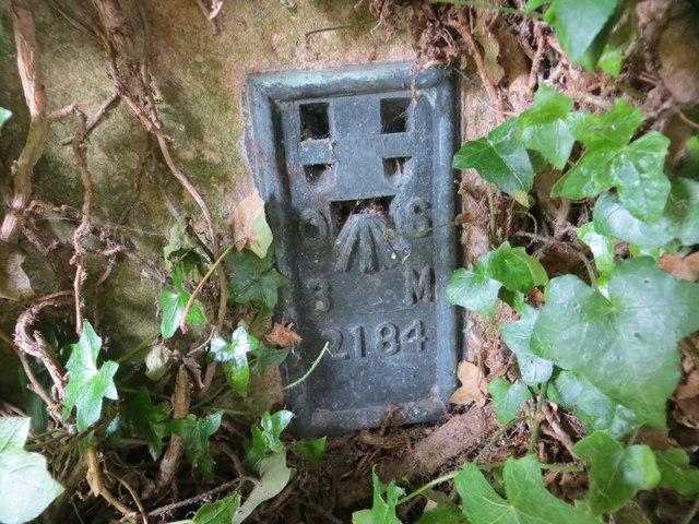 Ordnance Survey Flush Bracket 2184