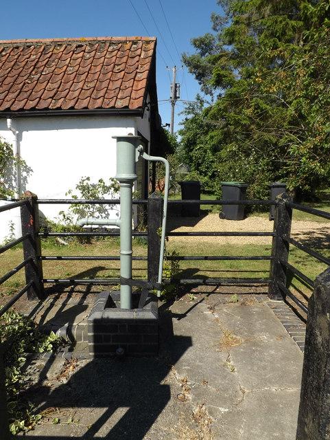 Bedingfield Street Village Pump