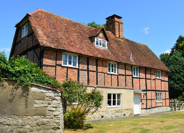 The Old Parsonage, Nether Winchendon, Buckinghamshire