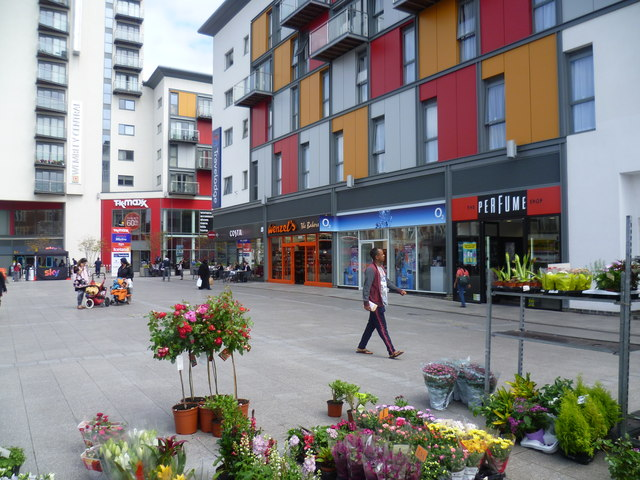 Central Square, Wembley