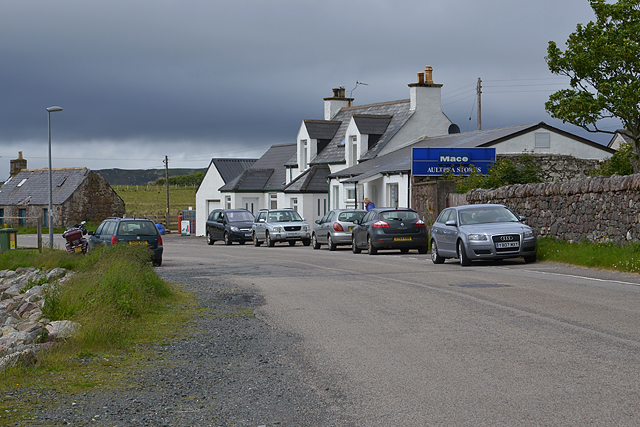 Aultbea Stores