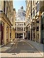 SJ8398 : Barton Square and Barton Arcade by David Dixon